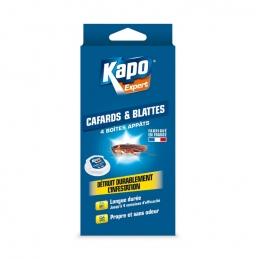 Boîte à appât cafards et blattes - KAPO Expert
