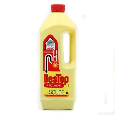 Déboucheur DESTOP classique liquide - 1 litre - DESTOP