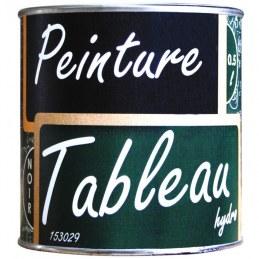 Peinture Tableau - Noir - 0.5 L - BATIR