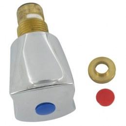 Tête de robinet universelle - 15 x 21 mm - NEPTUNE
