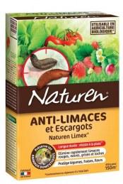 Anti-limaces et escargots - 450 Grs - NATUREN
