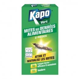 2 pièges à mites - Mites des denrées alimentaires - 6 semaines - KAPO