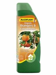 Engrais liquide Orangers et Citronniers - 800 ml - ALGOFLASH