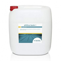 Ph Minus Liquid Professional - Concentré - 10 L - BAYROL