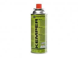 Lot de 4 cartouches de butane pour réchaud à gaz smart - 577 - KEMPER