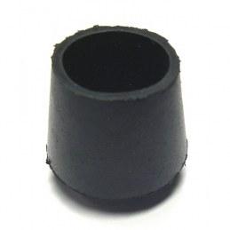 Embout enveloppant caoutchouc - Ø 32 mm