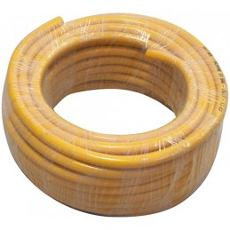 Tuyau propane PVC orange - Dimensions 6,3 x 12 mm - CAP VERT