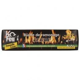 Bûche de ramonage - 1.2 Kg - KO FEU