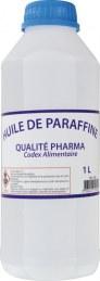 Huile de paraffine alimentaire - 1 L - CODEX