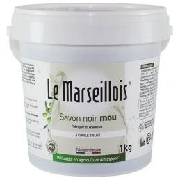 Savon noir mou en pâte - 1 Kg - LE MARSEILLOIS
