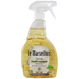 Nettoyant multi-usages au savon de marseille - 750 ml - LE MARSEILLOIS