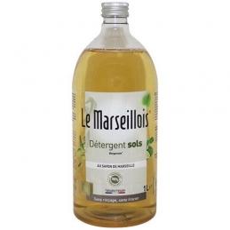 Détergent pour sols au savon de marseille - 1 L - LE MARSEILLOIS