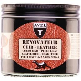 Baume rénovateur pour le cuir - Noir - 250 ml - AVEL
