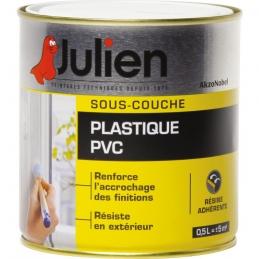 Sous-couche sur Plastique, PVC - 500 ml - JULIEN