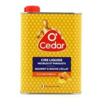Cire liquide - Meubles et parquets - 750 ml - O'CEDAR