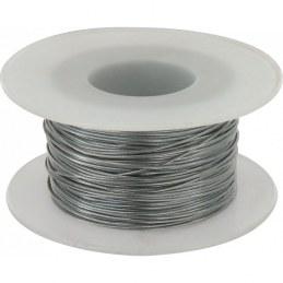 Câble de levage Monotron 19 fils Acier - 25 m - Ø 1.2 mm - LEVAC