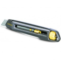 Cutter Interlock - Gris - 18 mm - STANLEY