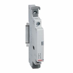 Auxiliaire de signalisation pour télérupteurs et contacteurs 1 module 16A à 25A - contact O+F - 5A 250V~ - LEGRAND