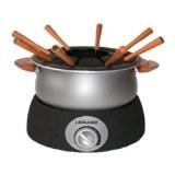 Service à fondue électrique Classic + 8 fourchettes
