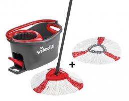 Kit de nettoyage ultra performant - Wring & Clean TURBO Set Complet - VILEDA