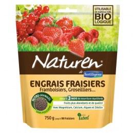 Engrais fraisiers, framboisiers et groseilliers - 750 Grs - NATUREN