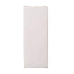 Saturateur plat à suspendre - 22 cm - blanc - FRANDIS