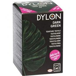 Teinture textile pour machine à laver - Vert foncé - 350 g - DYLON