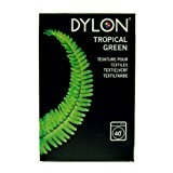 Dylon Teinture textile pour machine à laver Vert olive 200 g [Cuisine]