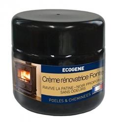 Rénovateur fonte Spécial cheminée et poêle - Noir - 200 ml - ECOGENE