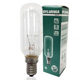 Ampoule tube incandescente - 25W 230V E14 - SYLVANIA
