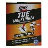 Diffuseur anti-moustiques 45 nuits + recharge