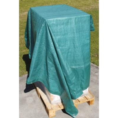Bâche de protection pour Bois - 1.5 x 6 m - CAP VERT