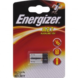 Piles Miniatures Alcalines - A27 B2 - 12 V - ENERGIZER