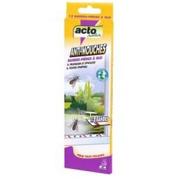Piège à mouches - Bandes de glu - ACTO