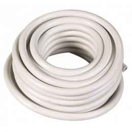 Couronne de 50 M - Blanc - HO5 VV-F 3 G 1,5 mm² - ELECTRALINE