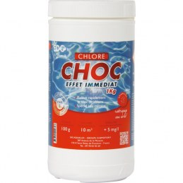 Chlore choc en granulés - 1 Kg - EDG