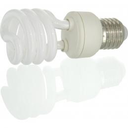 Ampoule Fluocompacte - Spirale - E27 - 15 W - 799 lumens - DHOME