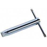 Clé à bougie fixe - 160 mm - Avec douille et rallonge