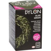 Teinture textile pour machine à laver - Vert olive 200 g - DYLON