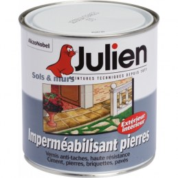 Imperméabilisant pierres incolores - 500 ml - JULIEN