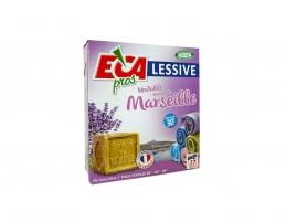 Lessive en poudre au savon de Marseille - 5 lavages - 600 Grs - ECA PROS