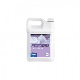 Assouplissant désinfectant - 5 L - EASY PRO
