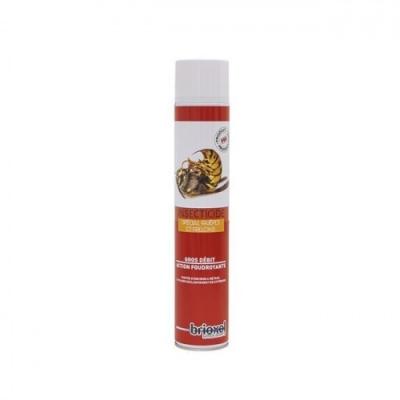 Insecticide spécial guêpes et frelons - 750 ml - BRIOXOL