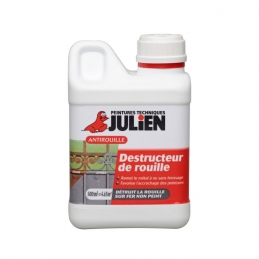 Destructeur de rouille - 500 ml - JULIEN