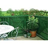 NORTENE - Ecran balcon & jardin 80 % - 1m x 3m - vert