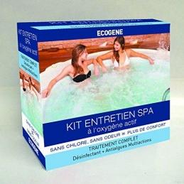Kit d'entretien pour SPA à l'oxygène actif - ECOGENE
