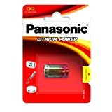 Panasonic Photo Power Photo Lithium Battery - 3V - CR2