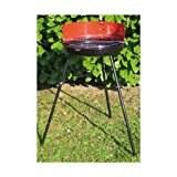 Somagic - 315001 - Barbecue à charbon rouge LANZAROTE [Cuisine]