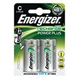 Energizer 635675 Pile Rechargeable Power Plus 2 HR20 2500 mAh