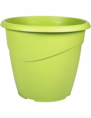 Pot à fleurs - Rond - Marina - Vert Matcha - 23 L - EDA